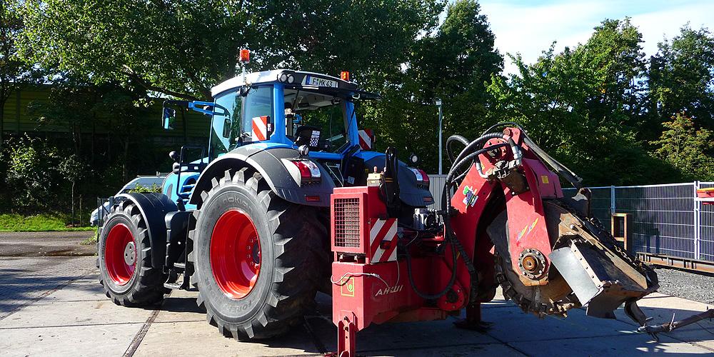 Traktor Fendt 930 Vario